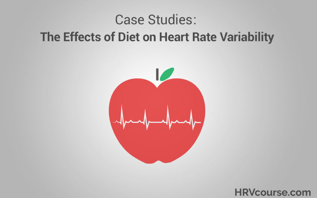 Case Study: The Effects of Diet on Heart Rate Variability