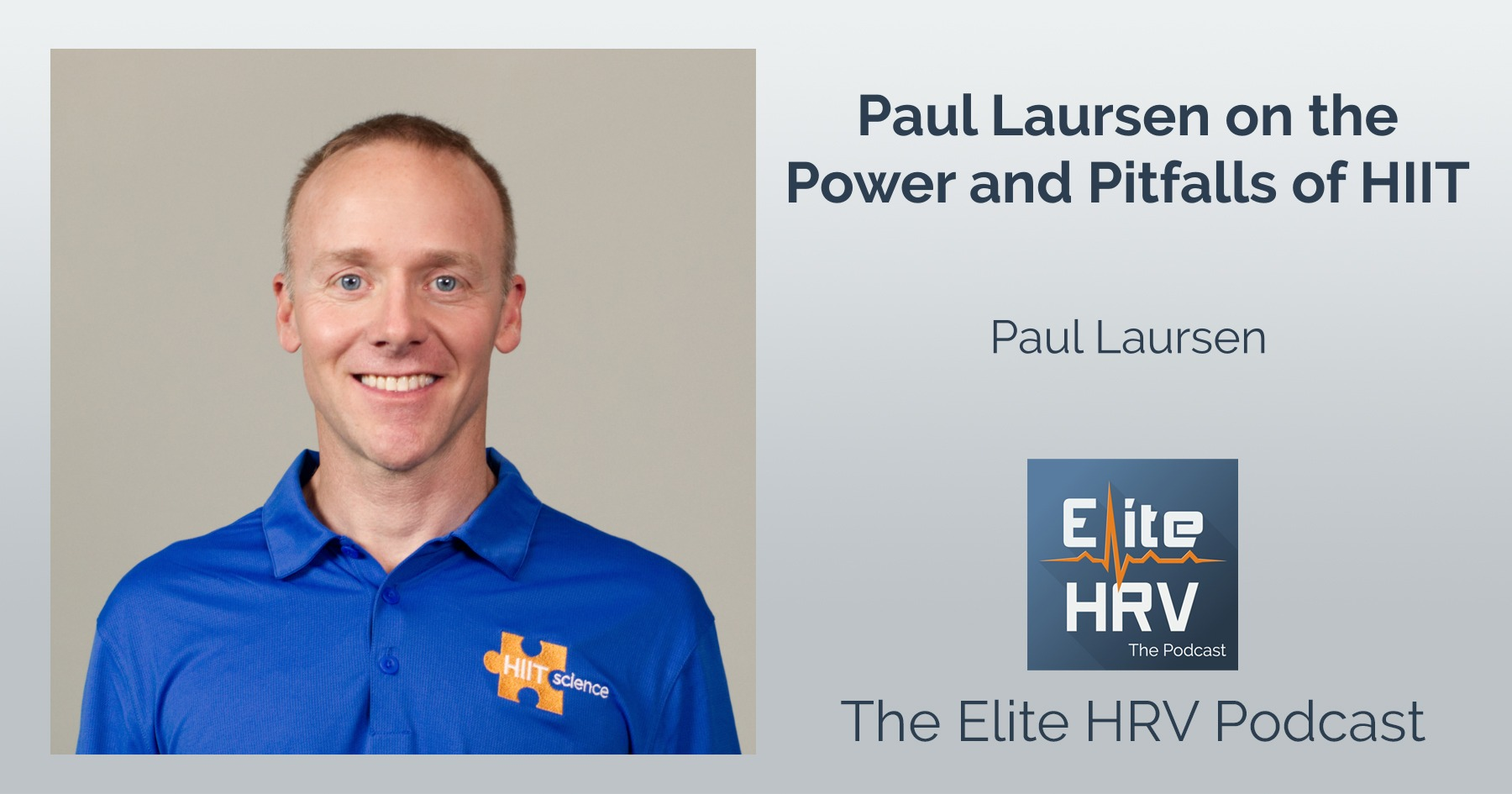 Paul Laursen on the Power and Pitfalls of HIIT
